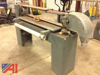 Boice Crane Belt Sander