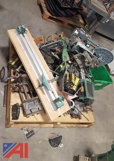 Assorted Power Tools & Hand Tools