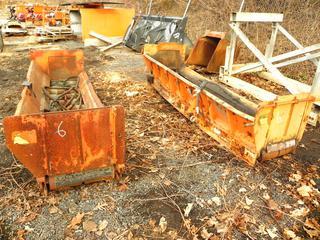 (#6) Conveyors for Dump Body Truck