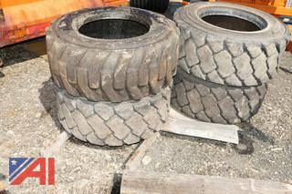(#1) Bobcat 12 x 16.5 Tires