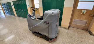 Nilfisk Advance Floor Scrubber