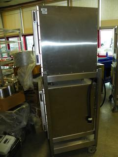 (#13) Accutemp Pan Convection Steamers on Stand