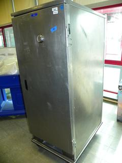 (#18) Seco Insulated Mobile Heated Cabinet