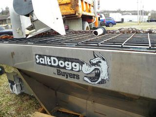 (#2) Salt Dogg By Buyers Spreader
