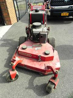 "(#13) Ferris UltraBelt GD Commercial 36"" Walk Behind Mower"