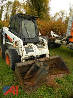 1999 Bobcat 763 Skid Steer Loader