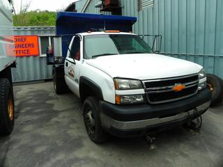 **UPDATED** #53 2006 Chevy Silverado 3500 Dump Truck with Plow