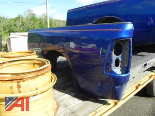 (#1) Dodge 3500 Truck Bed with Bumper