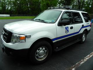 2012 Ford Expedition XL SUV Emergency Vehicle
