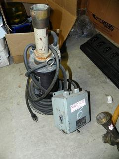 #6 Prosser Submersible Pump