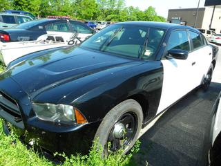 2013 Dodge Charger 4 Door Police Vehicle