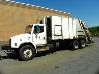 2002 Freightliner FL80 Garbage Truck