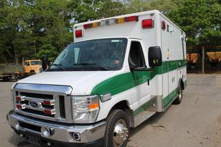 2009 Ford/Horton Super Duty Ambulance