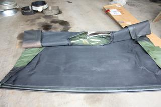 Camouflage Military Truck Bed Cover
