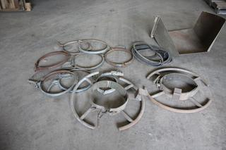 Vac-All suction Pipe Clamps