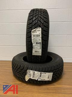 (#6) Goodyear Ultra Grip Winter, 225/60R16, New/Old Stock
