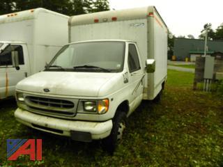 (X-27) 1999 Ford E350 Super Duty Van