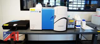 Horiba LA-960 Laser Scattering Particle Size Distribution Analyzer System