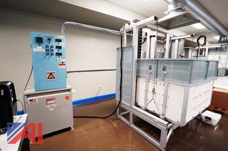 Deltec Top Hat furnace #1737  1600C capable & Transformer