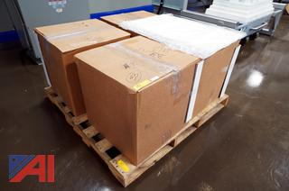 4 Cases Blasch Kiln Furniture