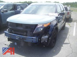 2015 Ford Explorer SUV