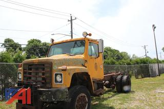 1981 International 1824 Cab and Chassis