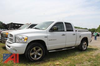 2007 Dodge Ram 1500 Pickup Truck