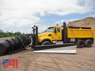 2006 Mack Granite CV713 Dump Truck & Plows