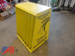 WeatherHead Hose Assembly Advertising Rack
