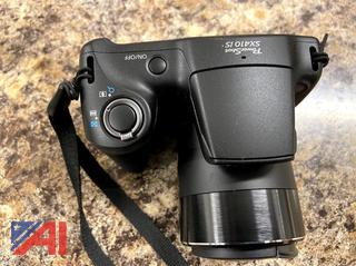 Canon Powershot SX410 IS Digital Camera
