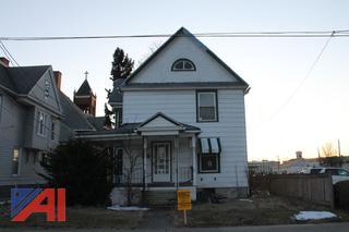163 Dewitt Ave, City of Elmira, Tax ID# 89.20-2-28
