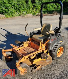 "2008 Scag Tiger Cub Zero Turn 48"" Mower"