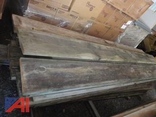 """2"""" x 10"""" x 10' Cedar Planks"""