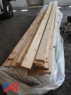 "1"" x  6"" x 14' Pine Boards"