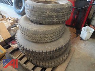 Various Truck Tires