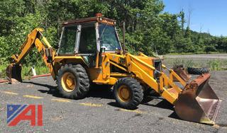 1989 JCB 1400B Backhoe Loader