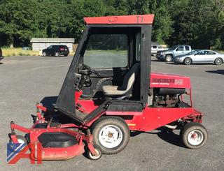 1989 Toro Groundmaster 345 Mower