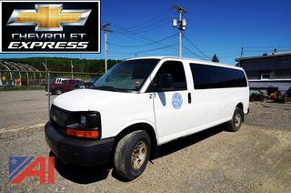 2010 Chevy Express LS3500 Van/27