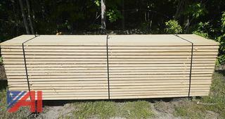 320BF Quarter Sawn Ash Lumber