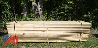 218BF Norway Spruce Board & Batten Siding