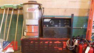 2007 Hotsy Pressure Washer