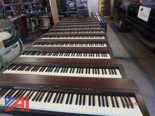 Yamaha P-155 Electric Piano's