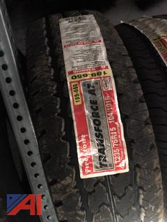 Firestone Trans Force Tires LT235/75R16, New/Old Stock