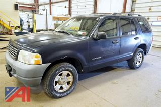 2002 Ford Explorer SUV/D