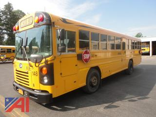 2016 Blue Bird All American School Bus