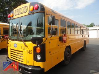 2015 Blue Bird All American School Bus