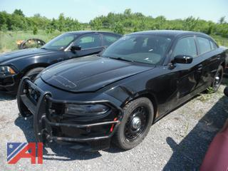2016 Dodge Charger 4 Door/Police Vehicle