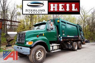 2006 Sterling LT9500 Heil Formula 5000 Refuse/Packer Truck