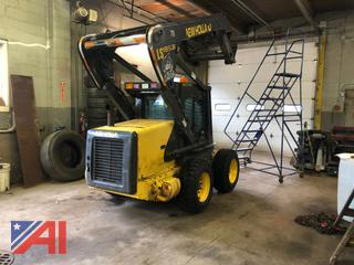 2005 New Holland LS185B Skid Steer Loader
