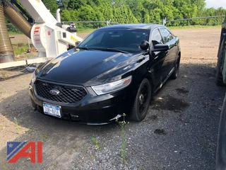 2013 Ford Taurus 4-Door Police Interceptor